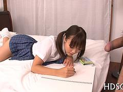 asian schoolgirl loves being fucked hard segment feature 1