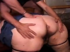 Anal big old ass