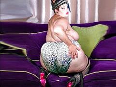 Belle grosse femme bgf, Italienne