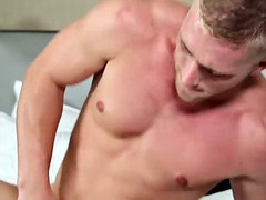bennett anthony fucks the cum from scott riley tail