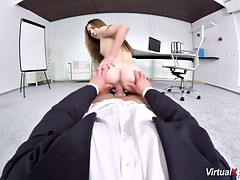 cute elle rose pov fucked