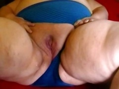 Drenched Bbw Cunt Squirt