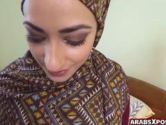 Amateur, Arabe, Beauté, Sucer une bite, Suçant