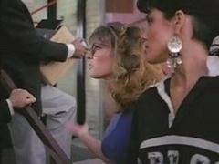 Classic Jeanna Fine & Monna Pozzi Anal 3somme