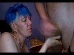 Uk Whore Wife Banging While Husband Films