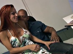 MILF Shannon gets her asshole STRETCHED wide open!