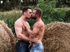 Homosexuelle, Muscle, De plein air