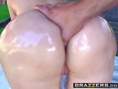 Brazzers - Big Wet Butts - Alena Croft and Keiran Lee -  Honey Nut Booty
