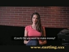 Casting - Fashion pornography porn model resorts to pornography