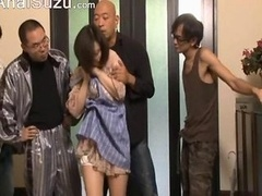 Me & my wife fuckign with chinese dude