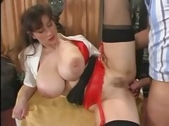 Fleshy Hooters Whore Takes it in the Bum by TROC