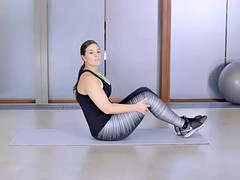 Ashley Graham workout