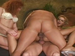Usa girls getting their tushes drilled