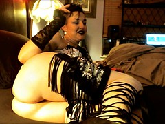 Mistress Lucretia's Interview Smoking Heels Honesty