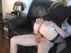 Excited Chubby Ex Exgirlfriend riding knob and also Sticky creampie