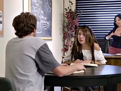 bigtits sherdian a large piece of seducing student