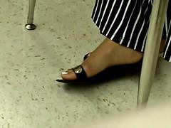 My Friend's Candid Feet 4