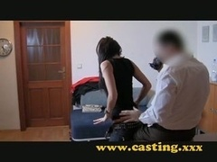 Casting - This Gal Is Made For Pornography