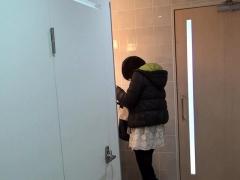 Japan teens filmed peeing