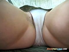 Amateur, Brunette brune, Poilue, Softcore, Solo, Webcam