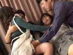 Behaart, Japanische massage