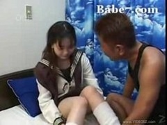 Asiatic Student Backdoor & Vaginally Ravaged Xlx