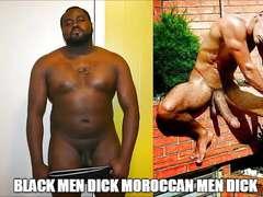 BMCbrainwashing Arab Multiracial Cuckold MOROCCANS
