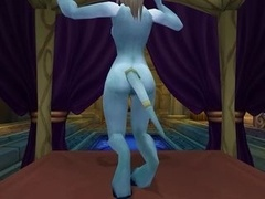 Draenei Sexy Dance!