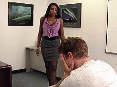 Черные, Минет, Черненькие, Женщины, Межрасовый секс, Милф, В офисе, Учитель