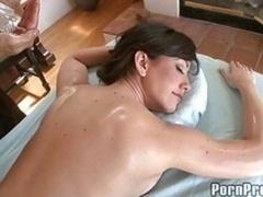 Amateur Gal Massage