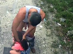 Innocent Brittany Shae Gets Slammed Hard
