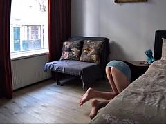 GROUND FLOOR HOTEL ROOM EXHIBITIONIST