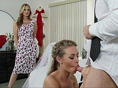 Behind the scenes on wedding days
