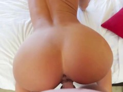 Rita gets rammed by dick in the ass hole