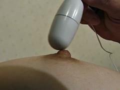 Takako nurse in stockings gets orgasms