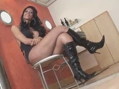 Breasty Hot Tranny - Must See!!! - by TLH