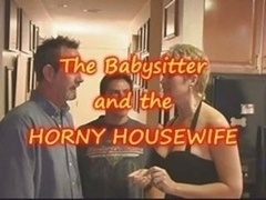 Eager mom Housewife Gets Some From Te
