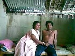 Newbie Indian Couple Spy Cam