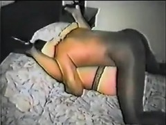 Sexy milf receiving her ass-fucked that is bright by large