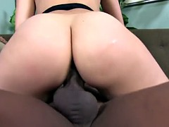 Anal Slut Remy LaCroix Gets Cumshot In Her Eyes From BBC