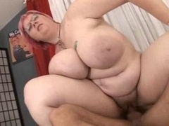Bbw with hooters fucked