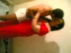 Zawgetallah.com - Sexy Arabic Wife In Red Dress With