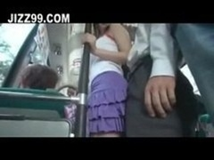 Horny Eager mom In Geek Bus 02