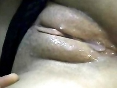 Hot Soggy Soggy Latina Love hole Rub