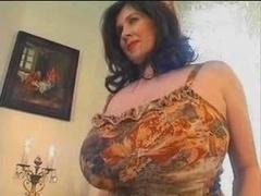 Mooie dikke vrouwen, Mollig, Reusachtig, Hangende tieten
