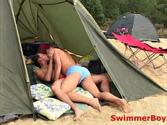 Camping Speedo Sex