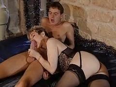 Anal, Alemán, Peludo, Sexo duro