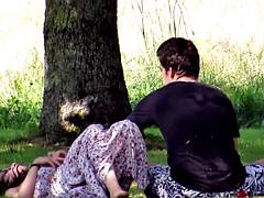 Masaje, Tetas, Bajo la falda, Voyeur