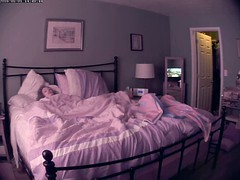 Wife Caught Masturbating - Hidden Cam - May 1st 2016
