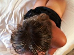 Hot girl needs attention from her stepdad